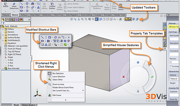 Jordans SolidWorks Setup Package