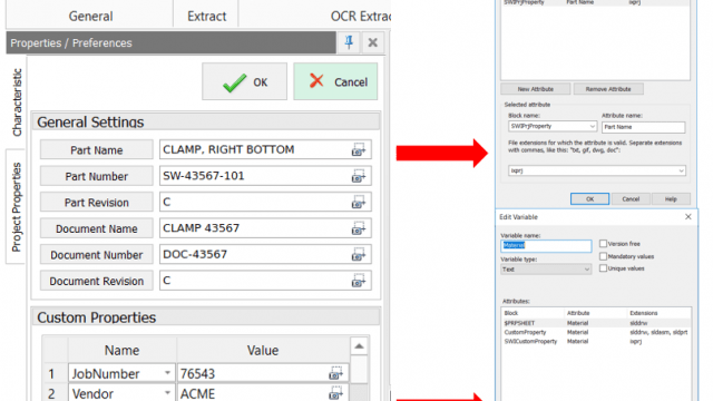 PDM / Inspection Integration