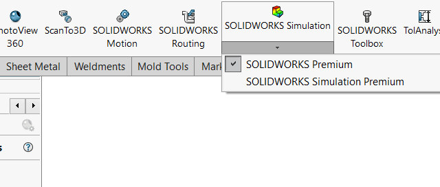 solidworks simulation license