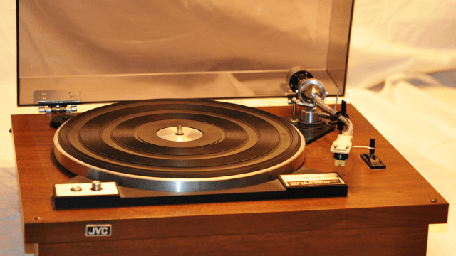 Turntable Modified
