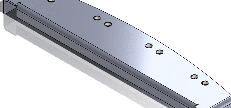 A picture containing metalware, hinge Description automatically generated
