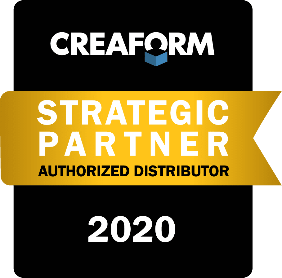 Creaform 3D Scanning Logo strategicpartner