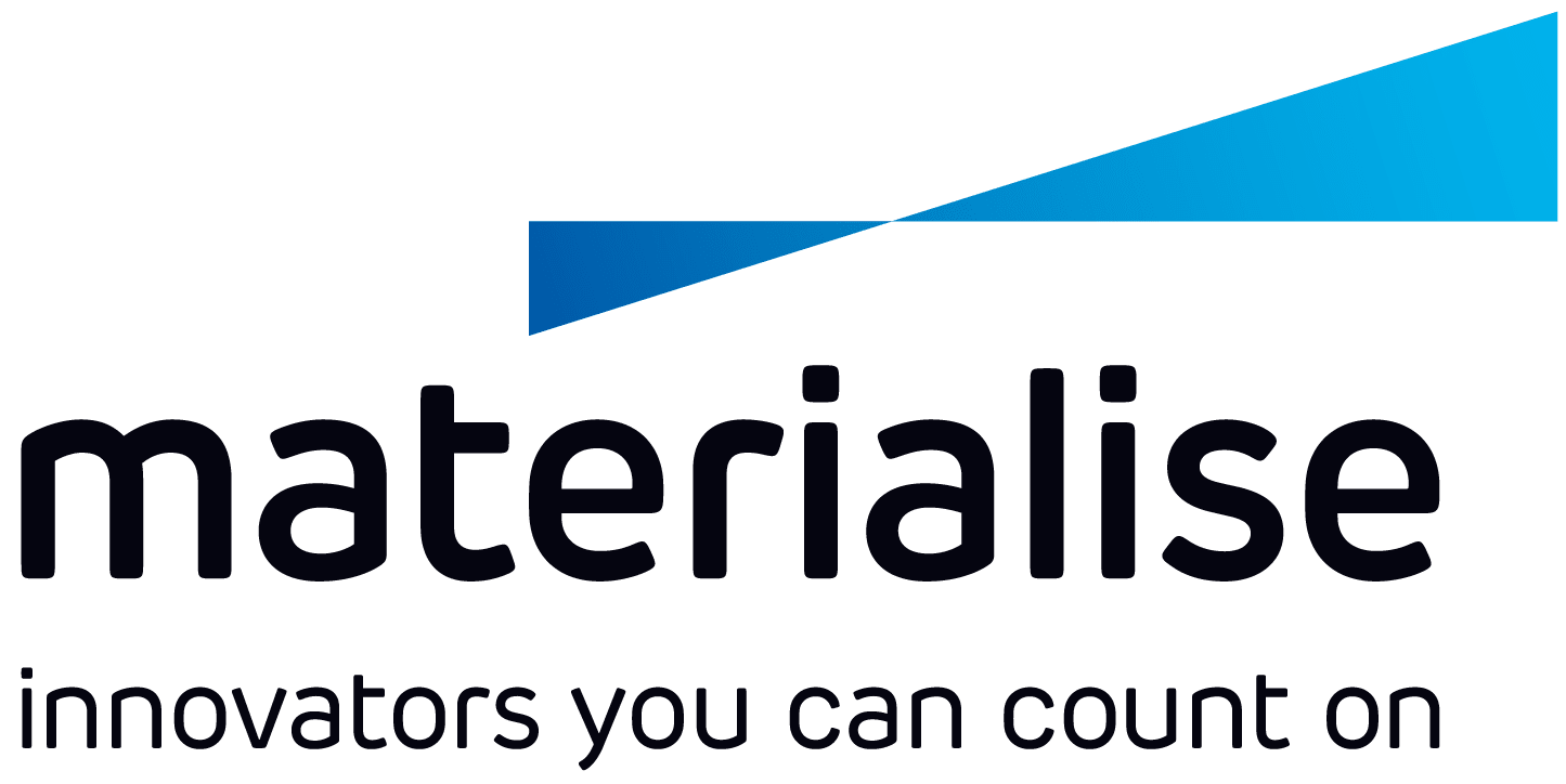 Materialise logo color