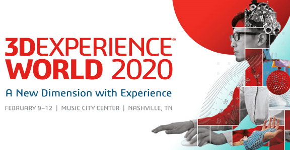 3dexperience world 2020