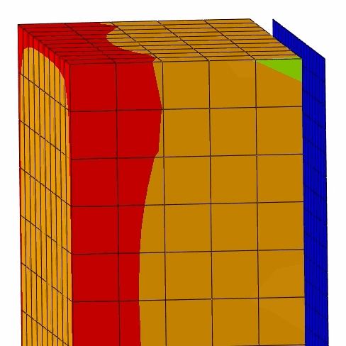 Abaqus contact thickness